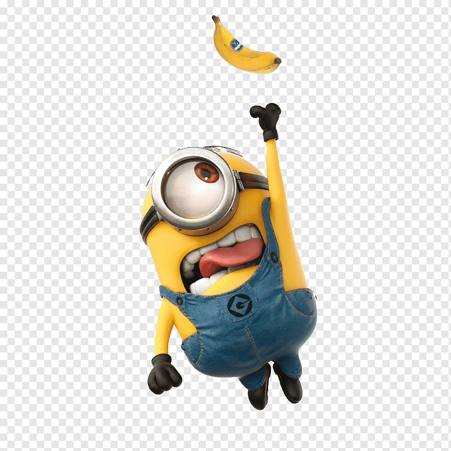 миньон с бананами